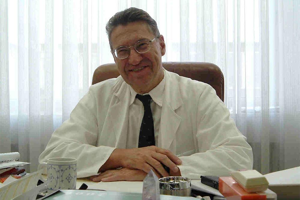 Praxis für Angiologie und Kardiologie Frankfurt - Team - Prof. Dr. med. Wolf-Joachim Stelter