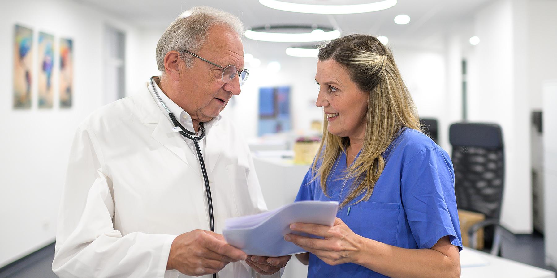 Praxis für Angiologie und Kardiologie Frankfurt - Team